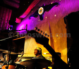 The Billy Cobham Band Festival da Jazz- Live at Dracula in St.Moritz