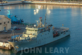 Spanish Off Shore patrol vessel Arnomendi (P63)