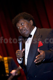 Percy Sledge at the Badrutt's Palace Hotel