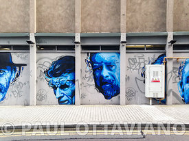 Cork Street Art 2 | Paul Ottaviano Photography