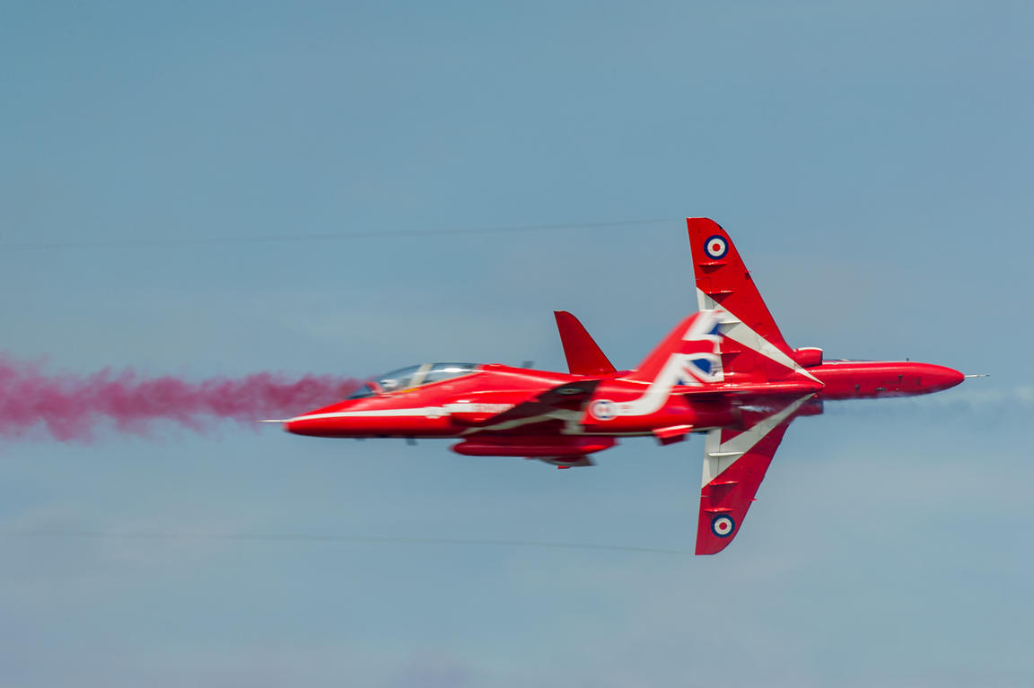 Red Arrows crossover