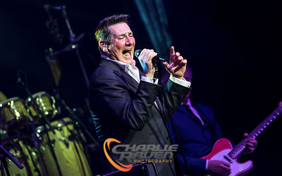 Tony Hadley - The Pavilion, Bournemouth 10.10.18