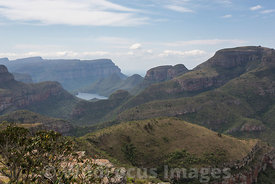 Lowveld View, Blyde River Canyon Nature Reserve, Panorama Route , South Africa; Landscape