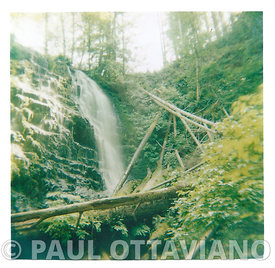 University Falls Mist by Paul Ottaviano
