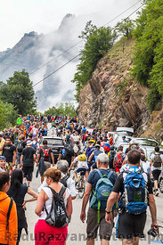Audience of Le Tour de France