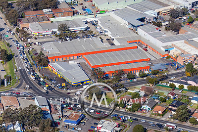 Bankstown Aerial Photography