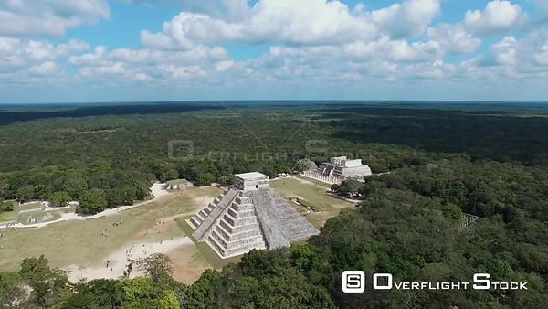 Chichen Itza Maya Ruins Yucatán Mexico UNESCO World Heritage Site