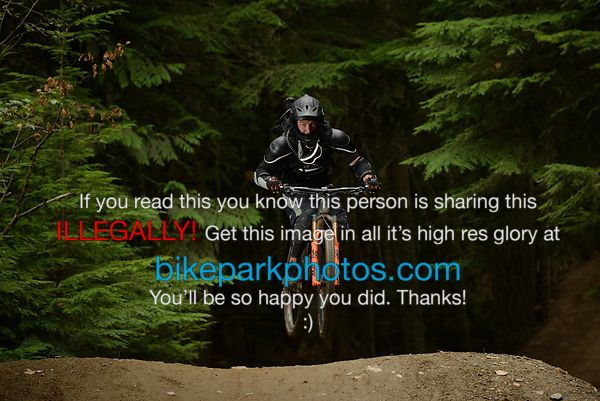 Saturday September 8th Heart Of Darkness bike park photos
