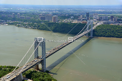 George Washington Bridge New Jersey NewYork