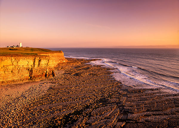Nash Point, Heritage Coast