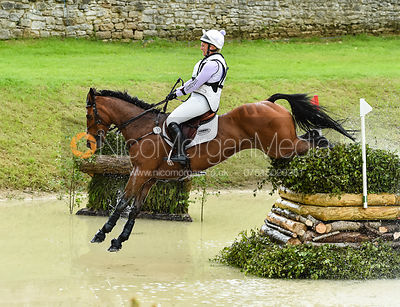 Gemma Tattersall and SANTIAGO BAY, Equitrek Bramham Horse Trials 2018