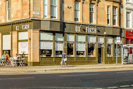 Ox and Finch Glasgow