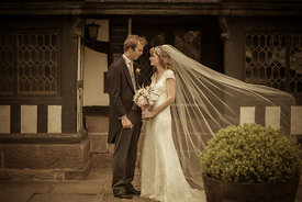Cheshire Wedding (Vintage Toned)
