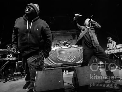 Killer Mike + El-P - Run the Jewels