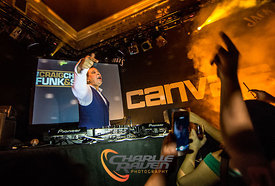 Craig Charles at Canvas in Bournemouth