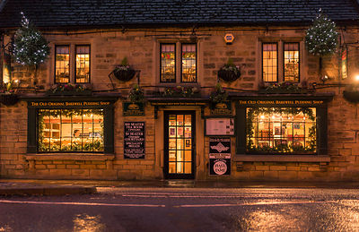 The Old Bakewell Pudding shop | Peak District Photography