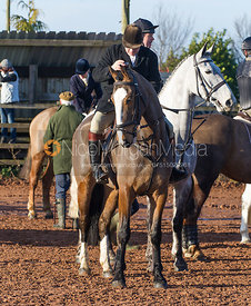 - The Quorn Hunt at Swan Lodge 16/12