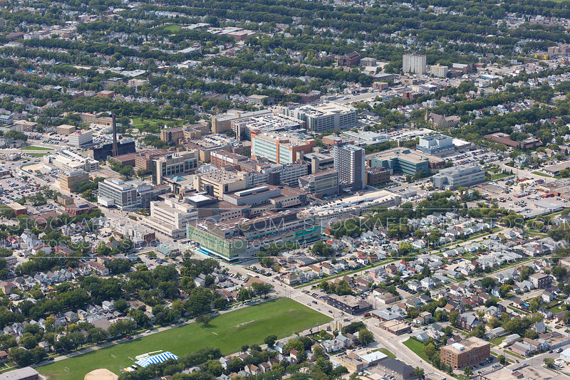 Health Sciences Centre, Winnipeg