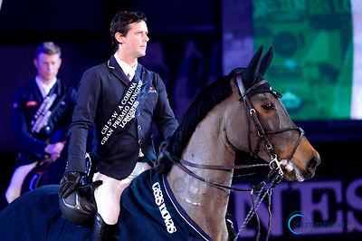 LONGINES GRAND PRIX  Prize Tyco for the best Spanish rider
