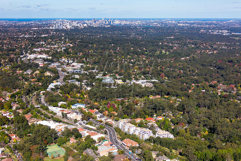 Pymble to The City