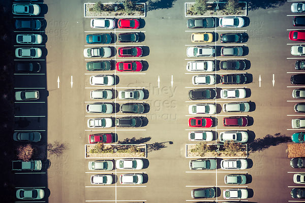 Carpark Vertical