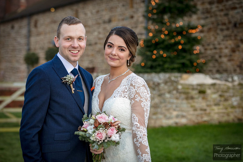 Dodford Manor Wedding Photos - Danielle & James - December, 2017 photos