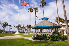 Peninsula Park in Newport Beach Orange County