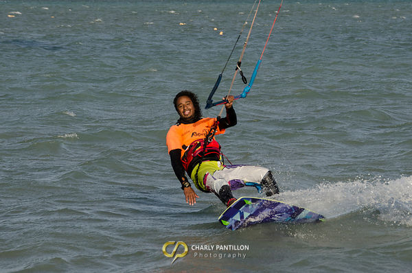 Kitesurf on the red Sea - Hurghada