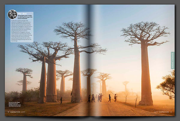 Madagascar for Lonely Planet Magazine