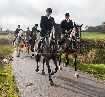 Phil Johnson - The Cottesmore Hunt at Tilton on the Hill 10/11/12