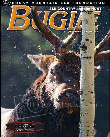 Cover Sept./Oct. 2013 Bugle Magazine