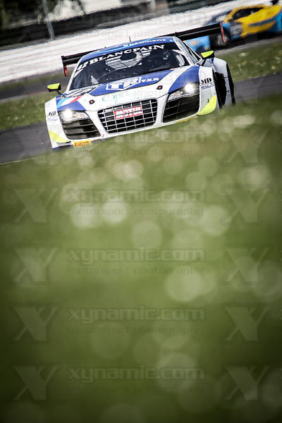 42 David Hallyday / Romain Monti / Ronnie Latinne Sainteloc Racing Audi R8 LMS Ultra