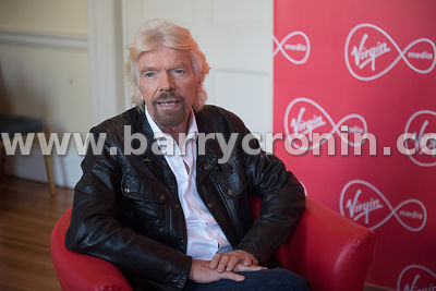 Virgin CEO Richard Branson
