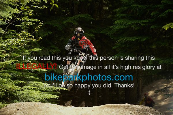 Friday July 6th Heart Of Darkness bike park photos
