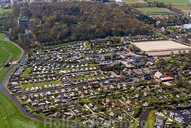 Warmond - Luchtfoto campings