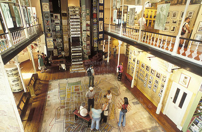 District Six Museum, Kapstadt, Südafrika