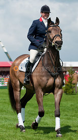 Jeanette Brakewell, Badminton Horse Trials, 2010