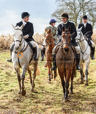 Paul Towns at Croxton Park. The Belvoir Hunt at Eaton Grange 7/2