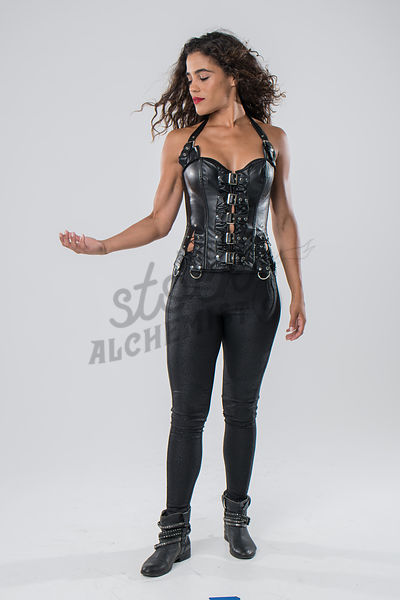 K: Leather | Corset
