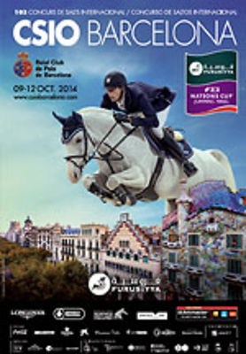2014_CSIO5* Barcelona 103 edition Nations Cup Final photos