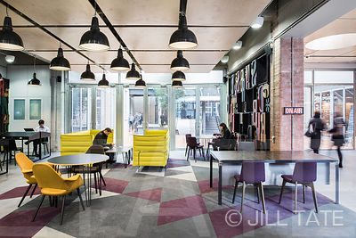 Metal Box Factory, London | Client: Workspace Group