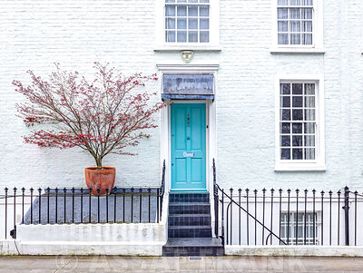 House in Notting Hill, London