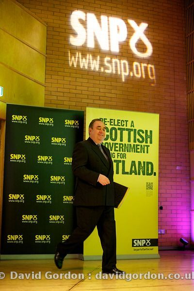 SNP Manifesto Launch