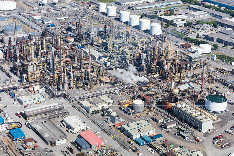 Montreal East Refinery