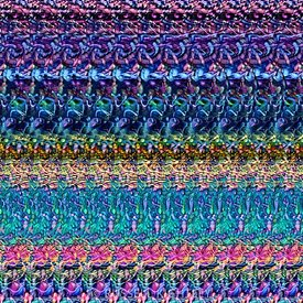 AUTOSTEREOGRAM DNA Qualia's Reef 3