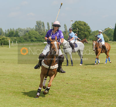 Louise Jebson - Assam Cup Final - Los Chinos vs. Three Oceans CANI - 30th June 2013.