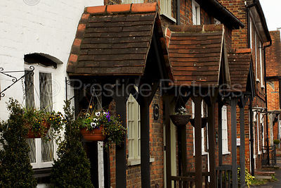 Terraced Cottages with Porches