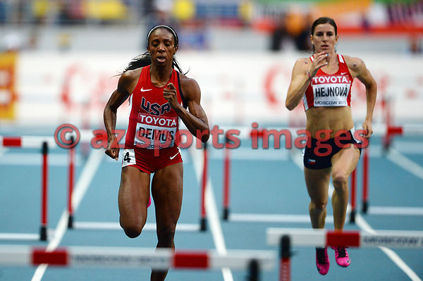 Lashinda DEMUS (USA)