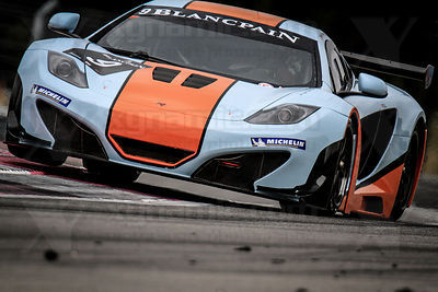 Blancpain Endurance Test Paul Ricard