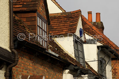 Old Dormer Windows